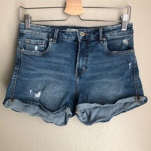 ZARA Denim Shorts in Size 4